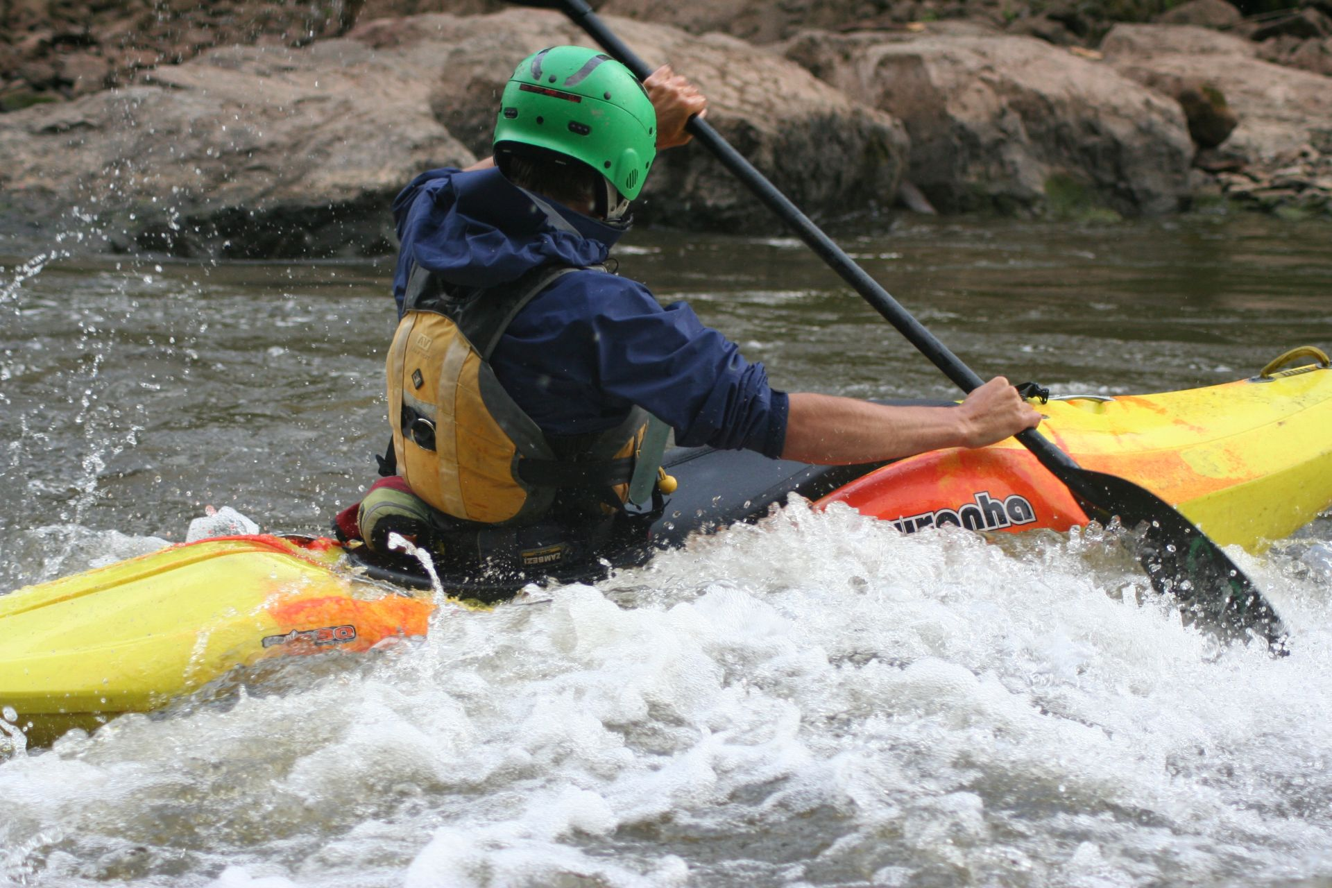 Kayak Instructor 2