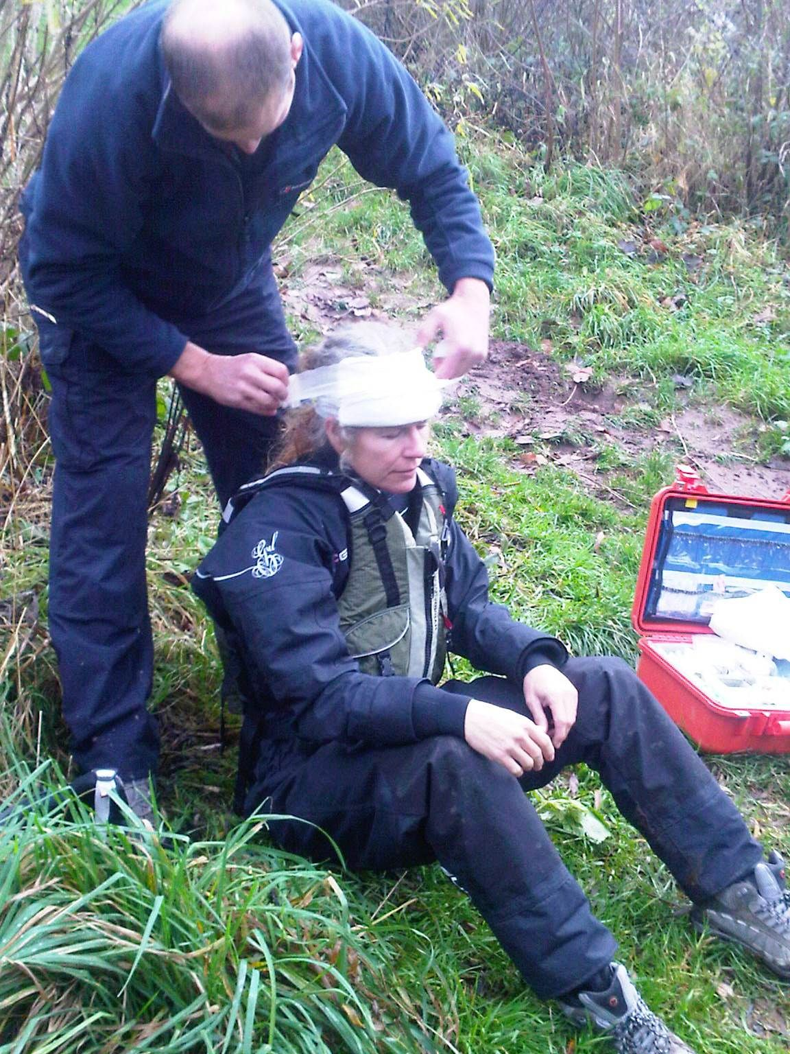 Wye Canoe REC First Aid Course