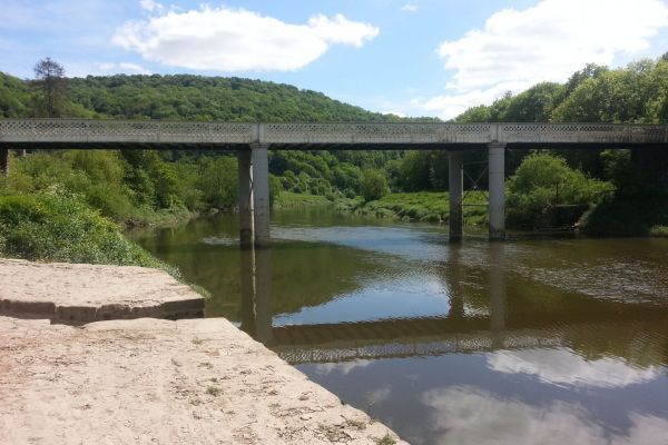 Lower Wye Tidal Paddle Experience
