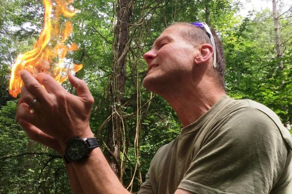 One Day Bushcraft & Survival Course