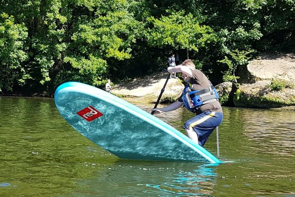 Canoe and Stand-up Paddleboard Day