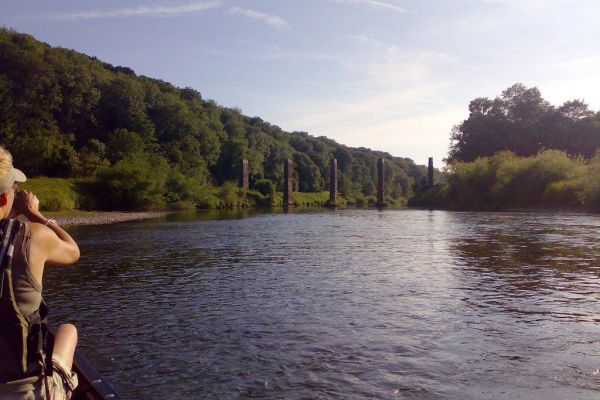 Hoarwithy to Symonds Yat (2 Days)