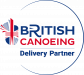 British Canoeing Delivery Partner Full Colour Logo