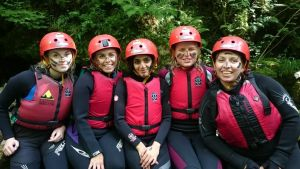 Gorge Scrambling Ladies Group