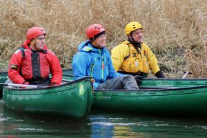 Intro to WW Canoeing Candidates