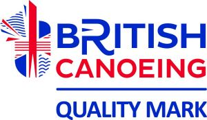 We are proud to hold the British Canoeing Quality Mark