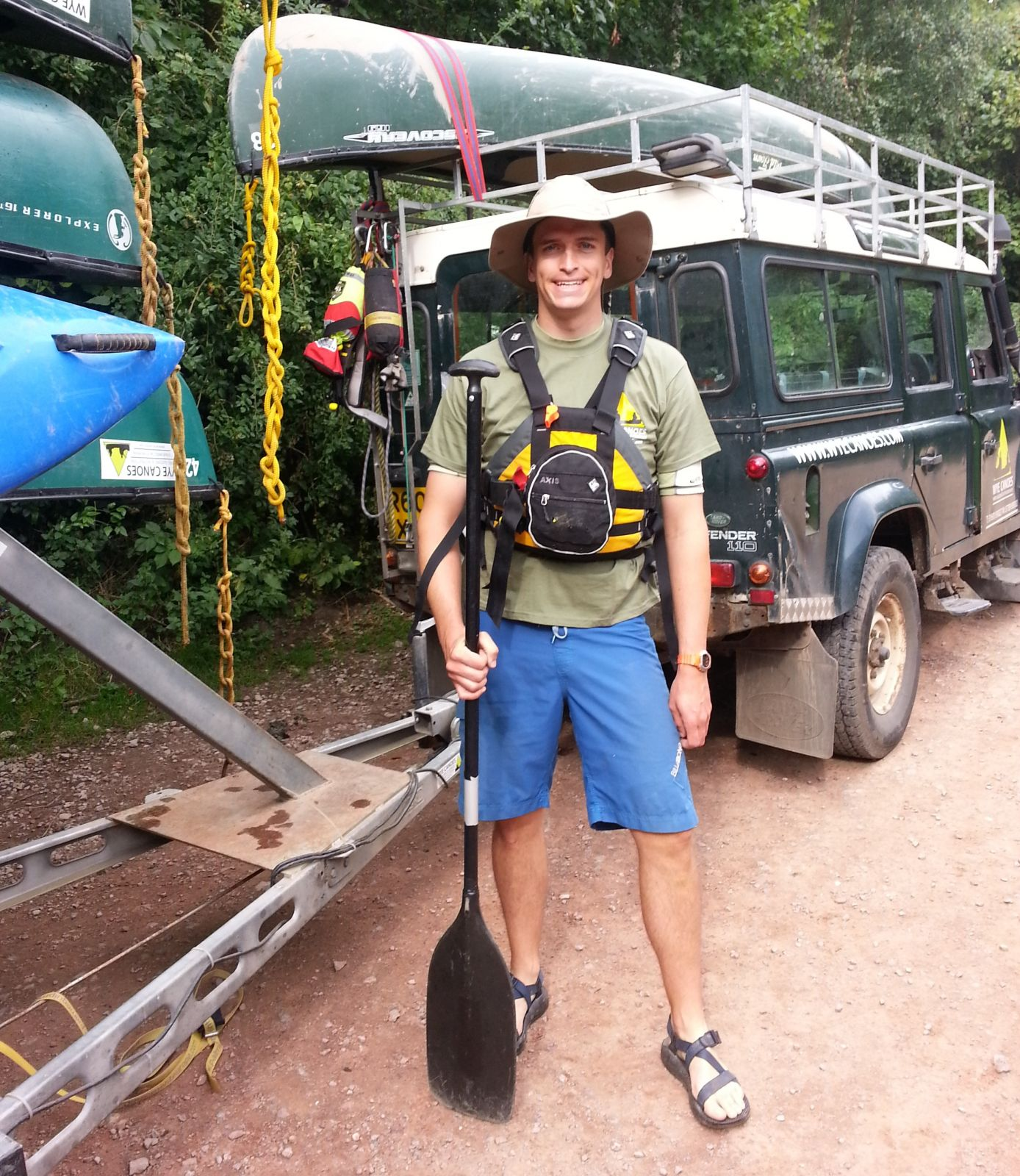 A Wye Canoes River Guide