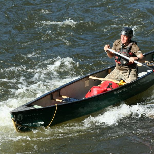 Wye Canoes Instructor